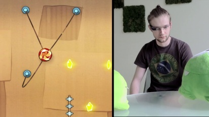 Cut the Rope - Google Glass Experiment
