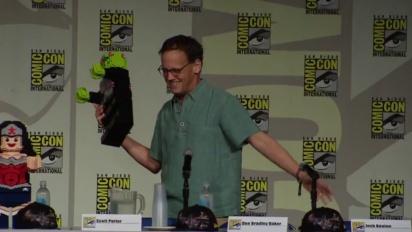 Lego Batman 3: Beyond Gotham - Comic Con Panel Highlights