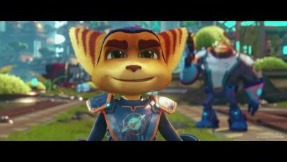 Ratchet & Clank - Re-Announcement Trailer