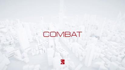 Mirrors Edge Catalyst - Combat