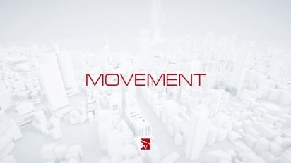 Mirror's Edge Catalyst - Movement