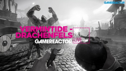 Vermintide - Drachenfels - Livestream Replay