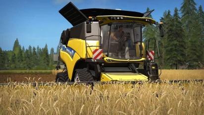 Farming Simulator 17 - Gamescom Trailer