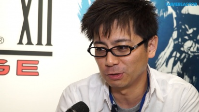 Final Fantasy XII: The Zodiac Age - Hiroaki Kato & Takashi Katano-intervju
