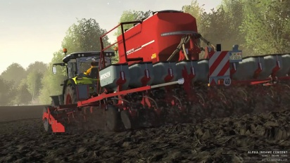 Cattle and Crops - Farming Simulation - CnC Gameplay Trailer