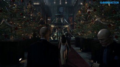 Hitman - Holiday Hoarders-uppdraget