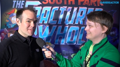 South Park: The Fractured but Whole - Jason Schroeder intervjuad