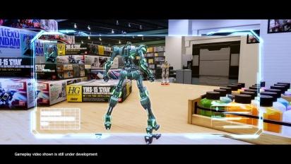 New Gundam Breaker - Teaser Trailer