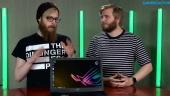 Gamereactor TV klämmer lite på Asus ROG Strix GL703