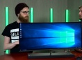 Gamereactor TV klämmer lite på HP Omen AiO Curved B010NO