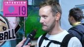 GRTV på Gamescom 19: Intervju med studion bakom PandaBall