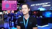GRTV på Gamescom 19: Intervju med folket bakom Medion