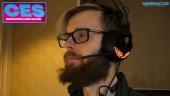 GRTV på CES 2020: Intervju med Mad Catz om Freq 4