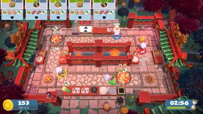 Overcooked 2 - Spring Festival Update