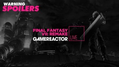 GRTV myser lite med Final Fantasy VII: Remake