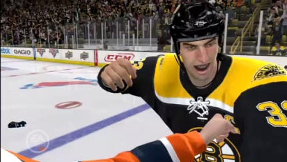 NHL 10 - Gameplay Trailer