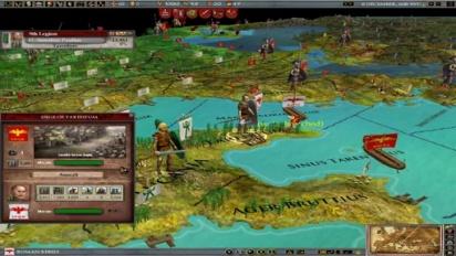 Europa Universalis: Rome Gold - In-Game Trailer
