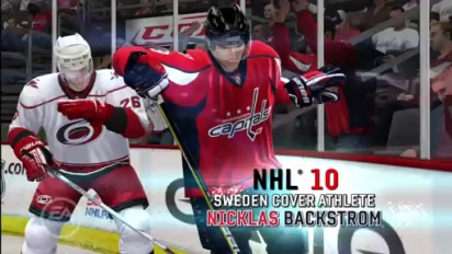 NHL 10 - Cover Athlete Sizzle
