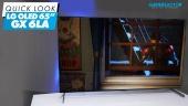GRTV packar upp LG OLED GX 6LA