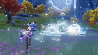 Genshin Impact - 'The Chalk Prince and the Dragon' Version 1.2 Trailer