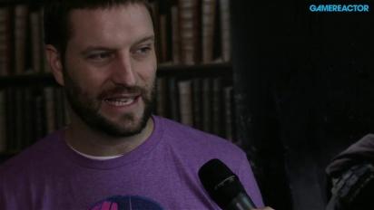 War of the Vikings - Gordon Van Dyke-intervju