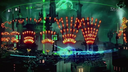 Resogun - PS3 and PS Vita Announcement Trailer