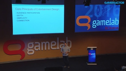 Hugo Martin - Entertainment Design Gamelab-presentation