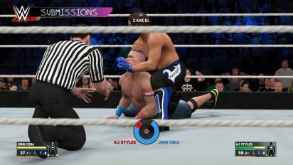 WWE 2K17 - Controls: The Basics Video Tutorial