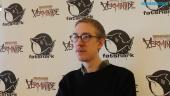 Warhammer: Vermintide - Karak Azgaraz - Daniel Platt-intervju