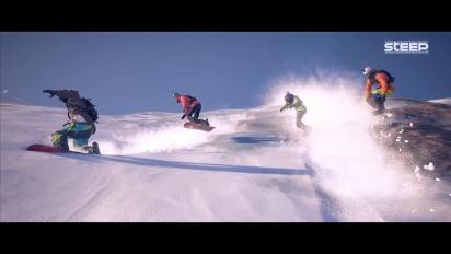 Steep - Free Weekend Trailer
