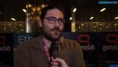Etherborn - Samuel Cohen & Carles Triviño Massó intervjuade