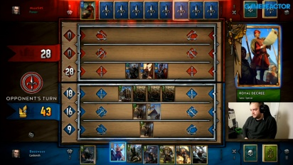 GR Live Sverige Repris - Gwent: The Witcher Card Game