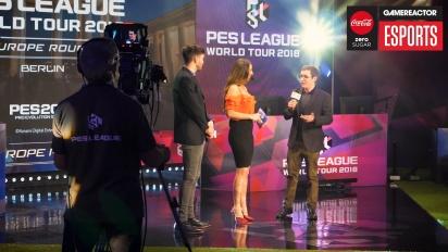 GRTV:s förväntningar på PES League Berlin