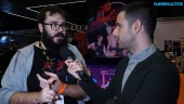 GRTV intervjuar folket bakom The Red Strings Club