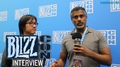 Overwatch 2 - Blizzcon-intervju