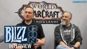 GRTV pratar med Blizzard om World of Warcraft: Shadowlands