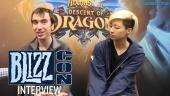 GRTV pr4atar med Blizzard om Hearthstone: Descent of Dragons