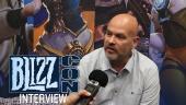 GRTV intervjuar Blizzard om Warcraft III: Reforged