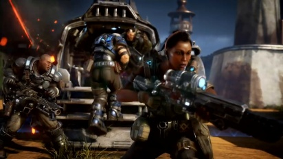 Gears Tactics - Five Badass Things To Know