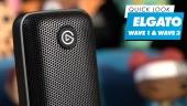 GRTV packar upp Elgato Wave 1 & Wave 2