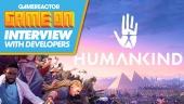 GRTV intervjuar folket bakom Humankind