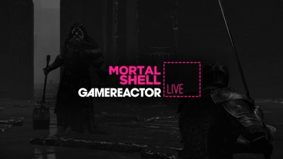 GRTV spelar Mortal Shell