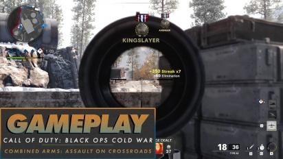 GRTV testar Call of Duty: Black Ops Cold War - Beta