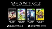 Xbox Games with Gold - August 2021 Line-Up