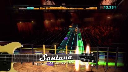 Rocksmith - DLC: Santana Trailer
