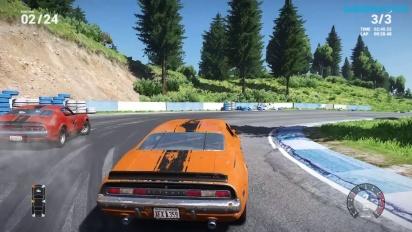 Next Car Game Early Access Pre-Alpha Gameplay - Tarmac Race 24 Cars