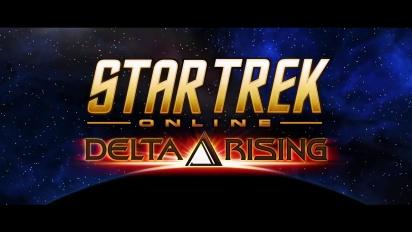 Star Trek Online: Delta Rising – Official Story Trailer