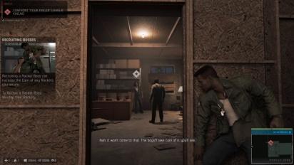 Mafia III - Taking down Four Finger Charlie (PS4)