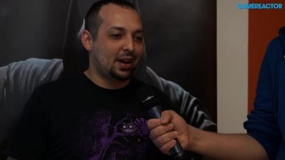 Injustice 2 - Vi pratar med Derek Kirtzic