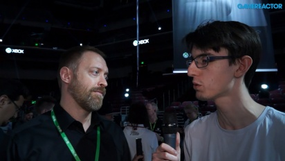 Forza - Dan Greenawalt intervjuad